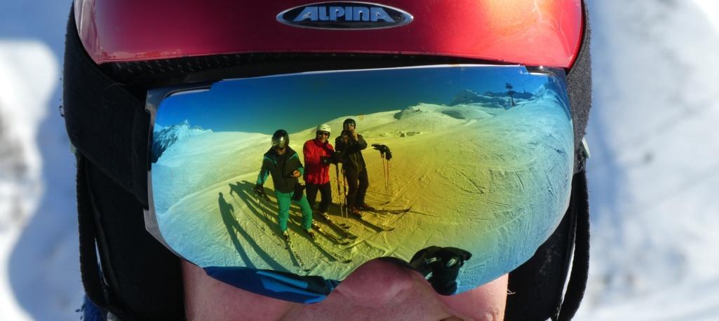 Skiweekend in Splügen 2020
